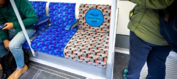 Transport for London redesigns priority Tube seats to help awkward commuters