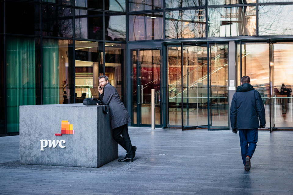 Big Four accountancy firm PwC said today it would reopen offices across the UK from 8 June as the coronavirus lockdown eases.