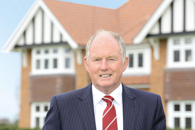 Industry veteran Steve Morgan retires from housebuilder Redrow