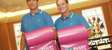 Bonds that tie Rhino Rugby to the game: Manufacturing firm talks red carpet appearances and re-engaging with Rugby World Cup 2015
