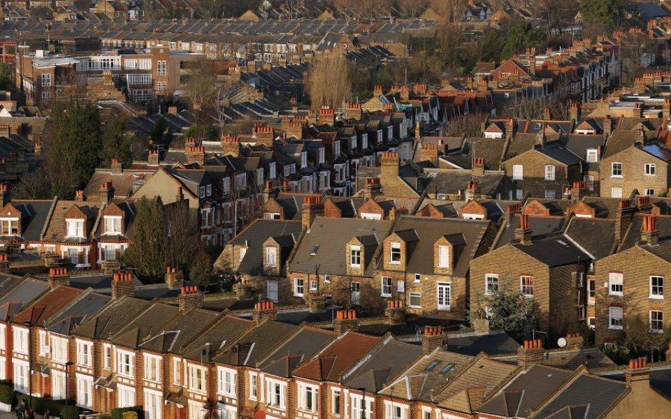 UK house prices: