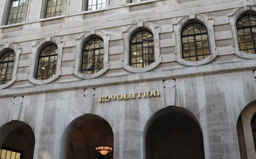 Revolution Bars