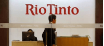 Rio Tinto announces $1bn special dividend as profits fall