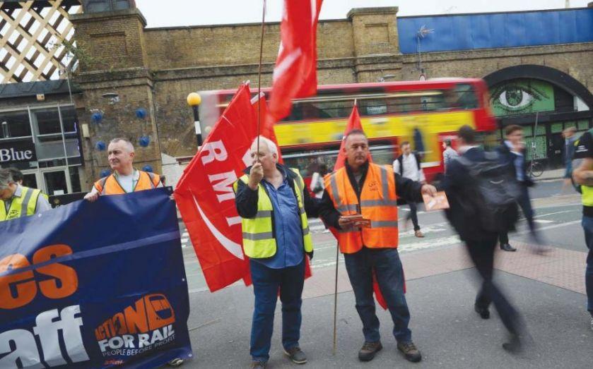 "Jeremy Corbyn slams rail fare rise as ""rip off"""