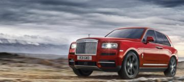 The Rolls-Royce Cullinan is the world's most luxurious and expensive SUV