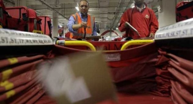 I would kill to be CEO of... Royal Mail