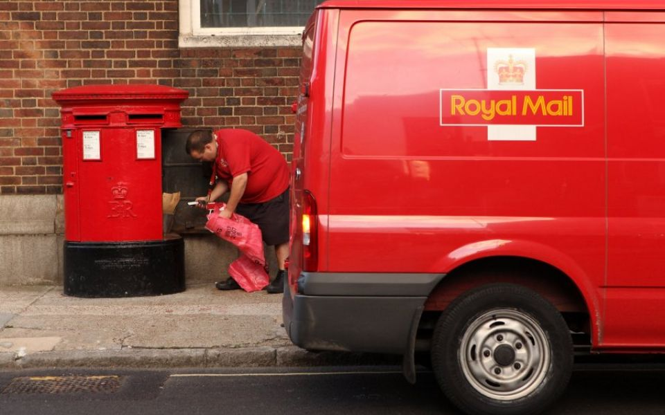 Royal Mail narrows profit guidance as Brits set to send fewer letters than expected next year