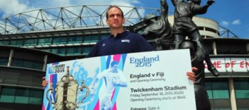 City of London police investigating fake Rugby World Cup tickets