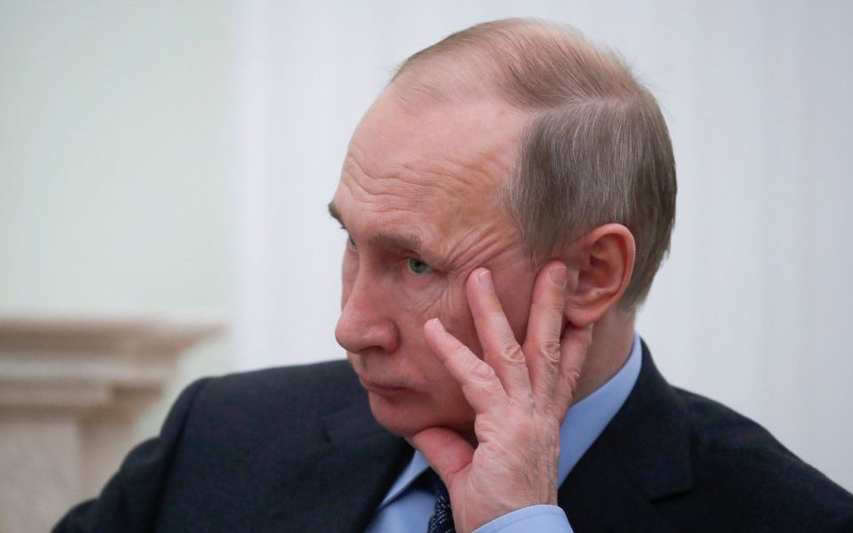 Putin suspends missile treaty and pledges to build more weapons
