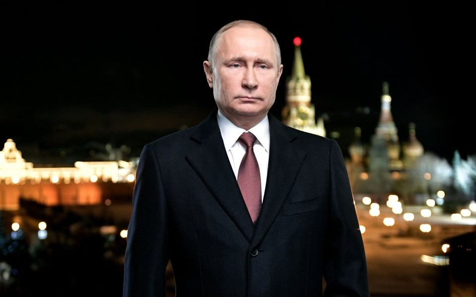 Public trust in Putin falls to new low as disposable income falls, new figures show