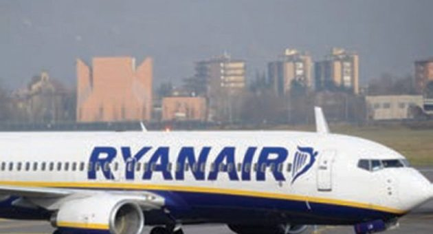 Ryanair soars as passenger numbers rise to record high