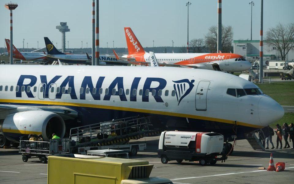 Ryanair traffic soars despite challenging results