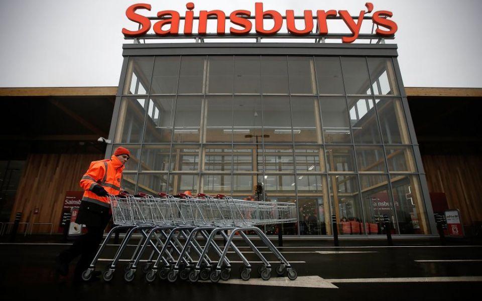 Sainsbury's shares crash as Asda merger torpedoed