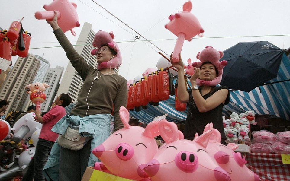 Despite 2018's woes, could the year of the pig be a sign of good fortune for Chinese equities?