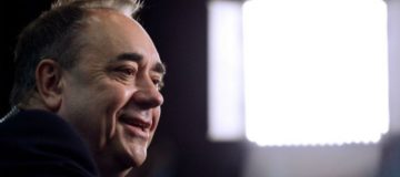 Alex Salmond says second Scottish independence referendum