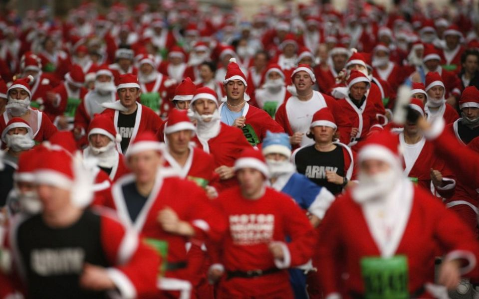 Giving to a charity at Christmas is great, but we should think of helping others all year round