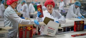 UK industrial production drops in July as exports struggle
