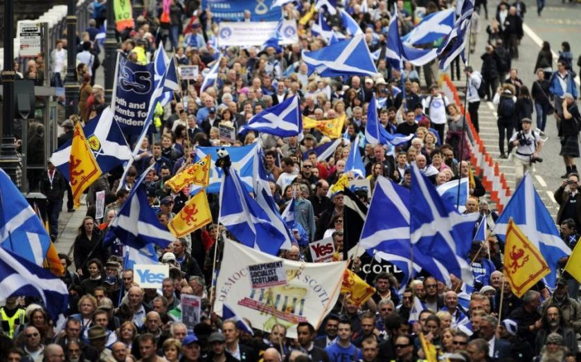 As Nicola Sturgeon demands more powers, is a second Scottish independence vote inevitable?