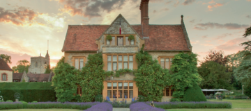 Everybody loves Raymond: Blanc and his amazing Manoir