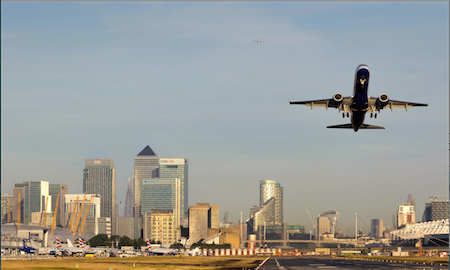 London City Airport wins boosted seat capacity with bolstered BA fleet