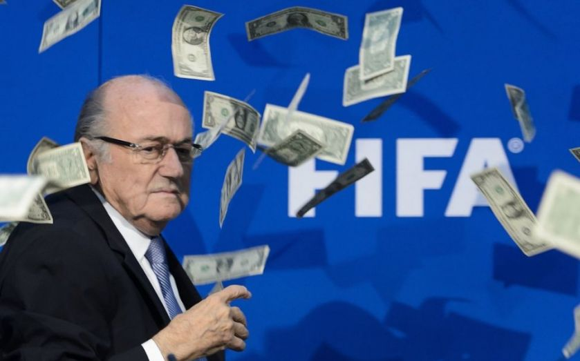 Fifa crisis: Ambushed Sepp Blatter to step aside in February