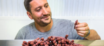 Serious Pig founder George Rice wants to pair craft beer with better snacks in British pubs