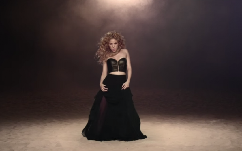 Sainsbury's and John Lewis' Christmas adverts beaten by Shakira in 2014 most-shared ad list