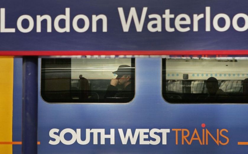 South Western trains franchise going to tender