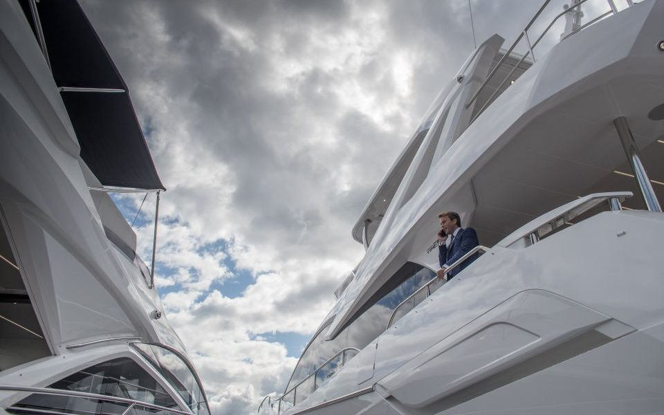 Yacht the hell? Lack of interest sinks new London summer boat show