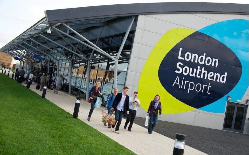 Southend Airport eyes 2.5m passenger target this year amid growth spurt
