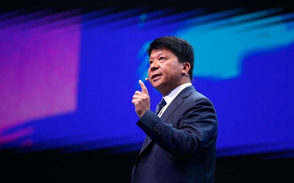Huawei chairman says the US has 'no evidence, nothing' of Chinese backdoors in 5G