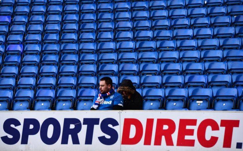 Sports Direct share price falls despite revenue rising 4.7 per cent