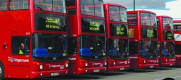 Bus operator Stagecoach said that revenue on its regional bus services had recovered to up to 60 per cent of pre-pandemic levels.