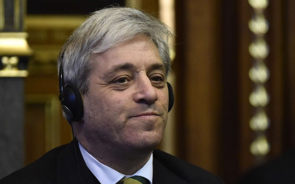 DEBATE: Has John Bercow damaged the reputation of the office of speaker with his actions this week?