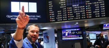 Global stock markets on track for best first half in 20 years