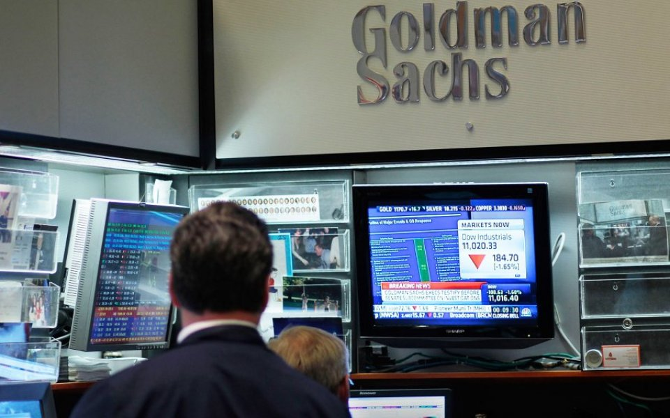 A fifth of Goldman Sachs' 425 new managing directors joined