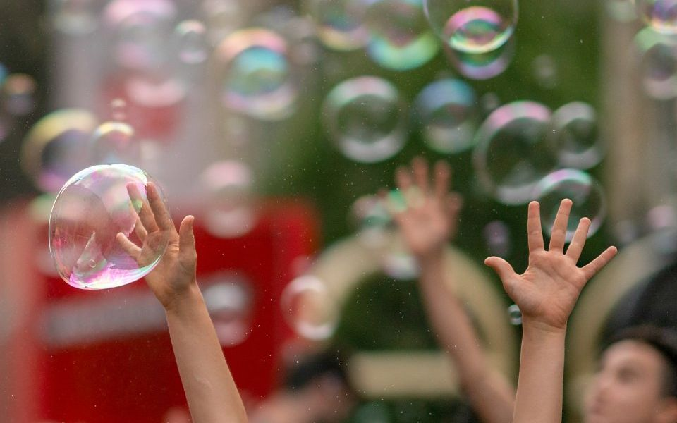 Bubble trouble: London among global cities most at risk of