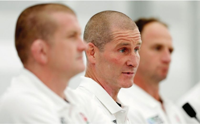 Stuart Lancaster: No risk in taking wildcard Sam Burgess to Rugby World Cup 2015