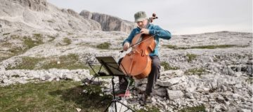 The Great Gig in the Sky: We hiked for two days to hear the world's highest music festival