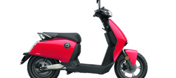 Could this be the Tesla of mopeds? We test ride the Super Soco CUX