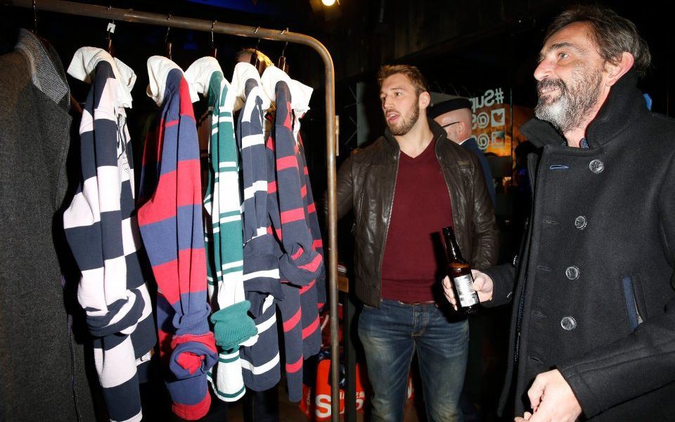Superdry board in mass resignation as Dunkerton takes the reins