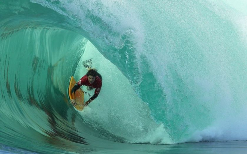 How a City property favourite is helping surfing become an Olympic sport
