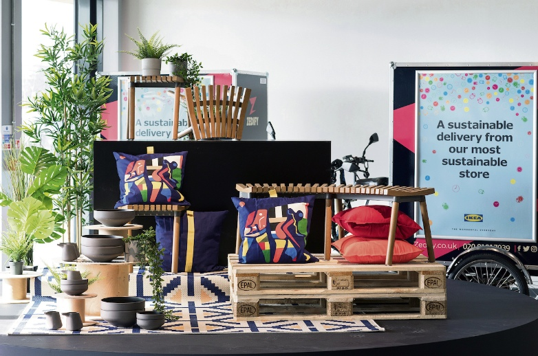 Interiors: Laura Ivill Reviews The New Sustainable Ikea