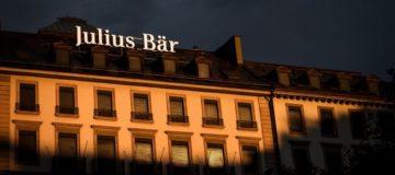 Swiss private bank Julius Baer sees profit slide