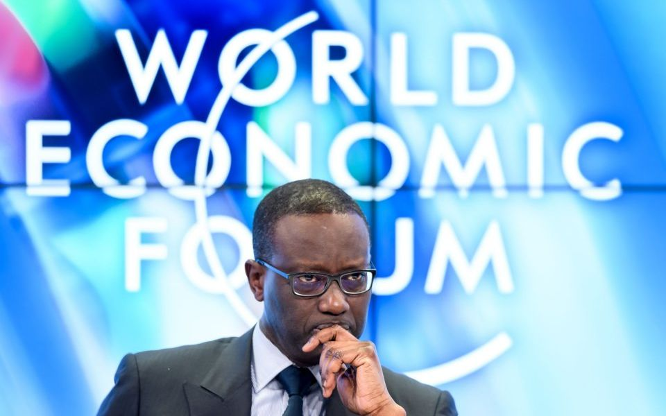 Credit Suisse boss receives 30 per cent pay rise despite falling share price