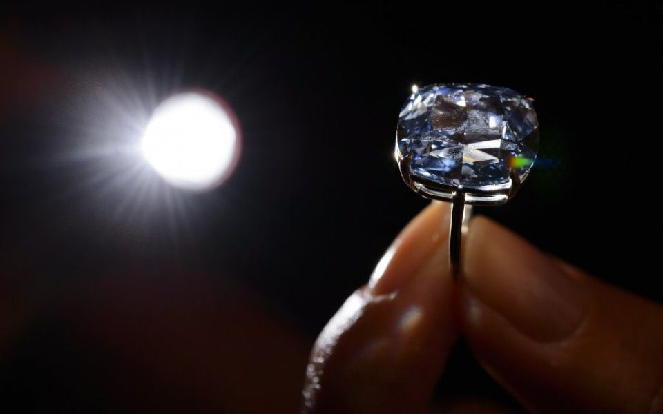 A Hong Kong Billionaire Has Bought The Most Expensive Diamond Ever