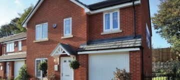 Taylor Wimpey reports strong demand for homes in second half