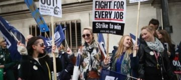 Do we need stronger restrictions on public sector strikes?