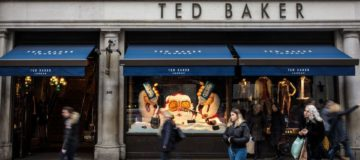 Ted Baker needs a dose of urgent first aid
