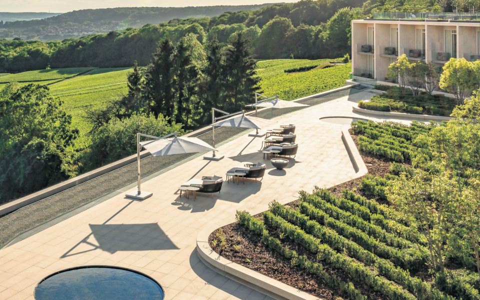 Royal Champagne Hotel & Spa review: There's more to this historic region of France than fizz